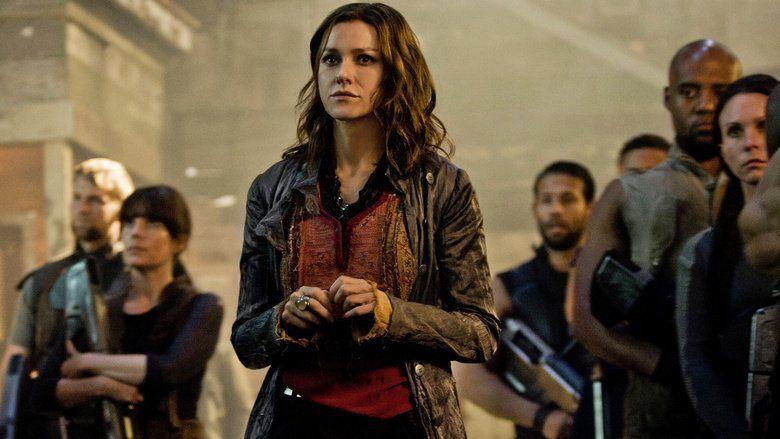 The Divergent Series: Insurgent movie scenes