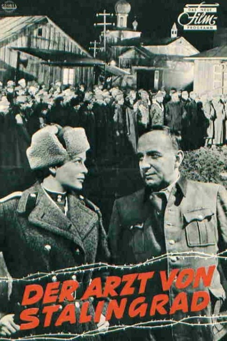 The Doctor of Stalingrad movie poster