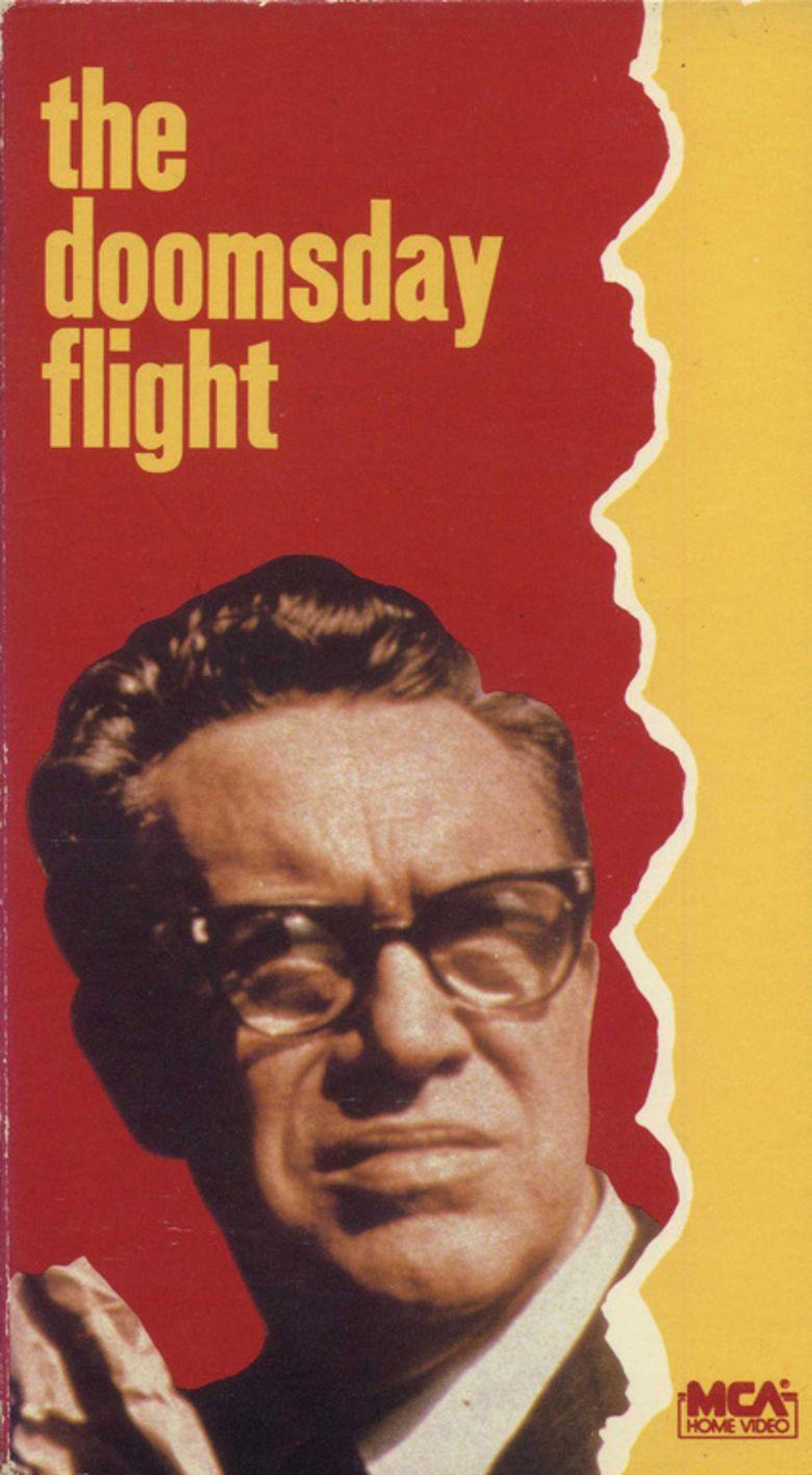 The Doomsday Flight movie poster