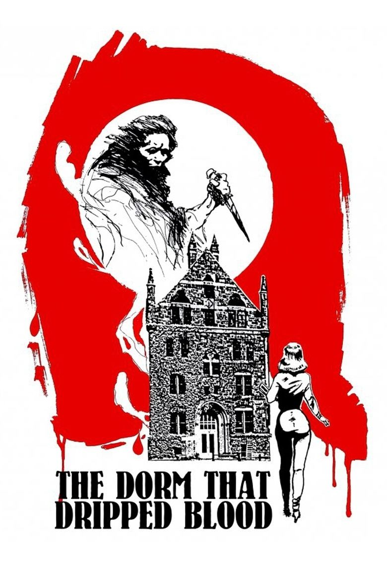 The Dorm That Dripped Blood movie poster
