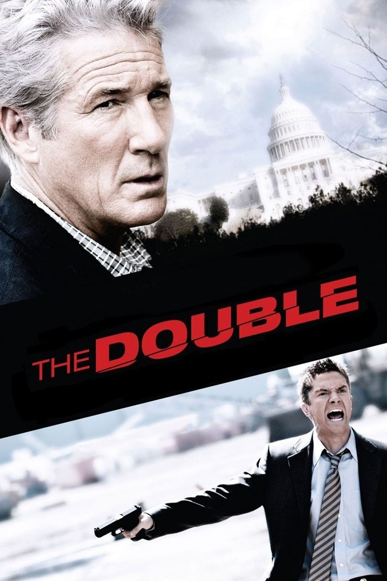 The Double (2011 film) movie poster