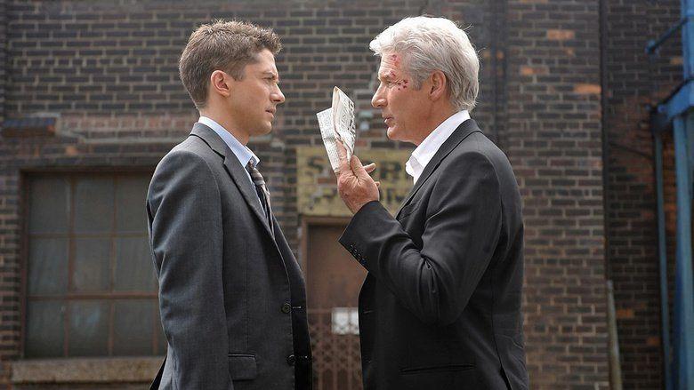The Double (2011 film) movie scenes