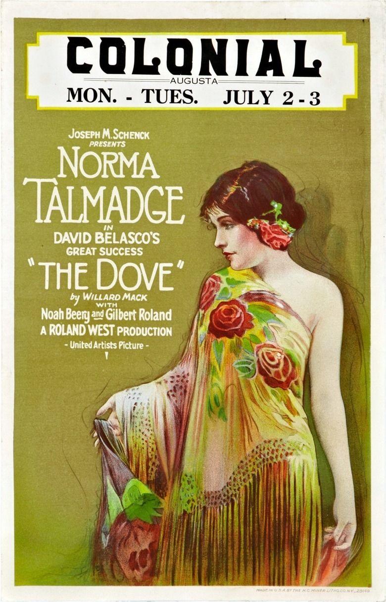 The Dove (1927 film) movie poster