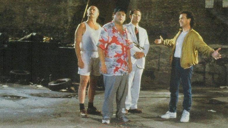 The Dream Team (film) movie scenes