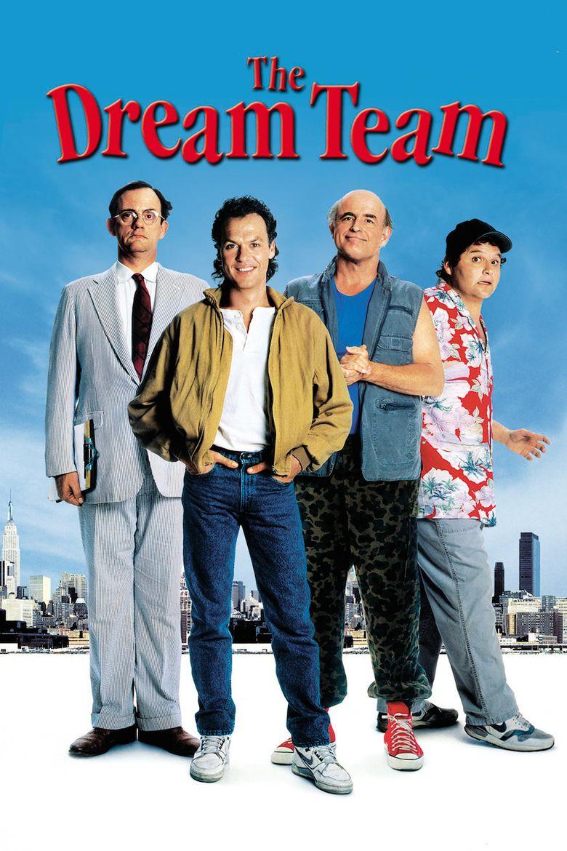 The Dream Team (film) movie poster