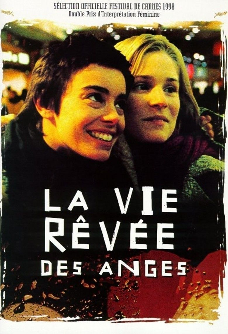 The Dreamlife of Angels movie poster