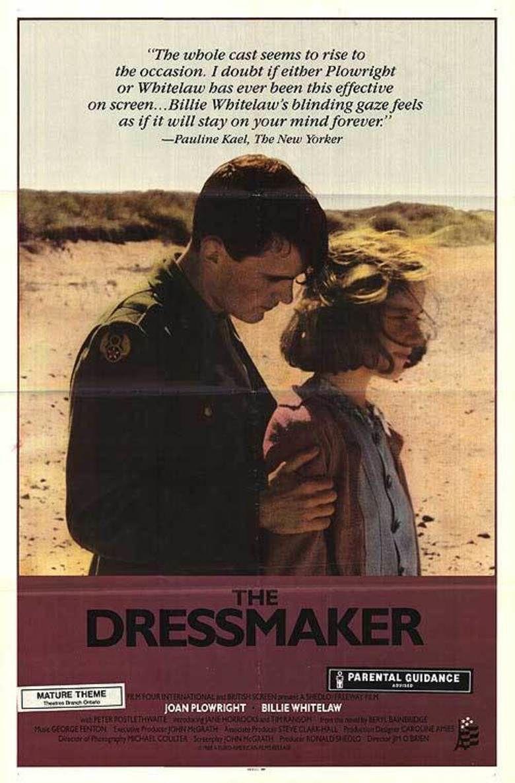 The Dressmaker (1988 film) movie poster