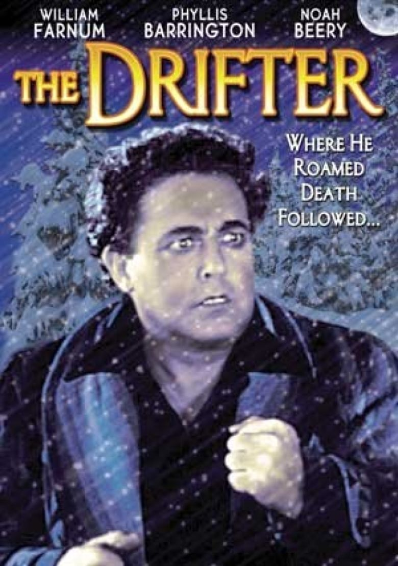 The Drifter (1932 film) movie poster