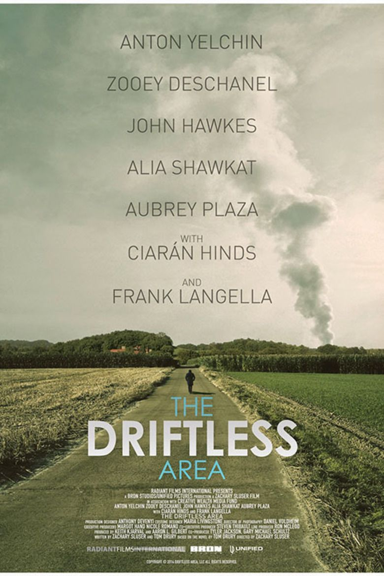 The Driftless Area movie poster