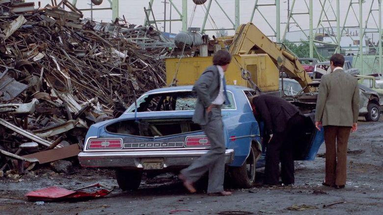 The Driver movie scenes
