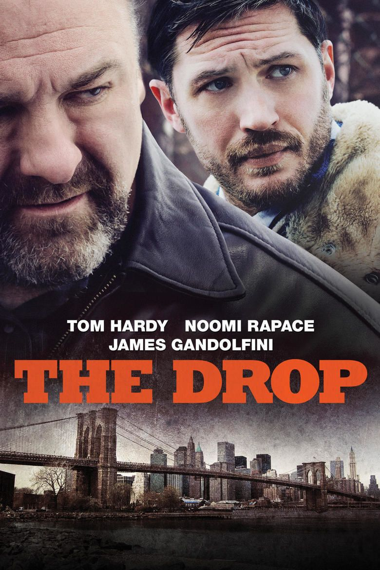 The Drop (film) movie poster