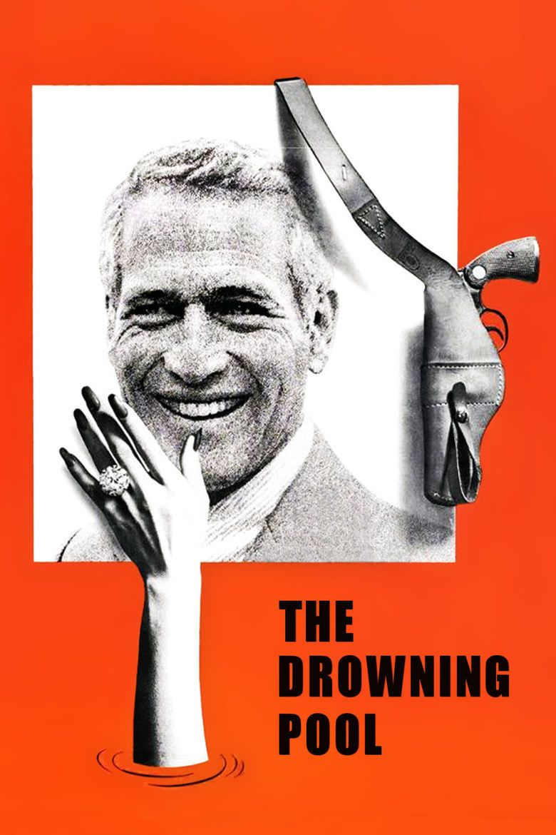 The Drowning Pool (film) movie poster