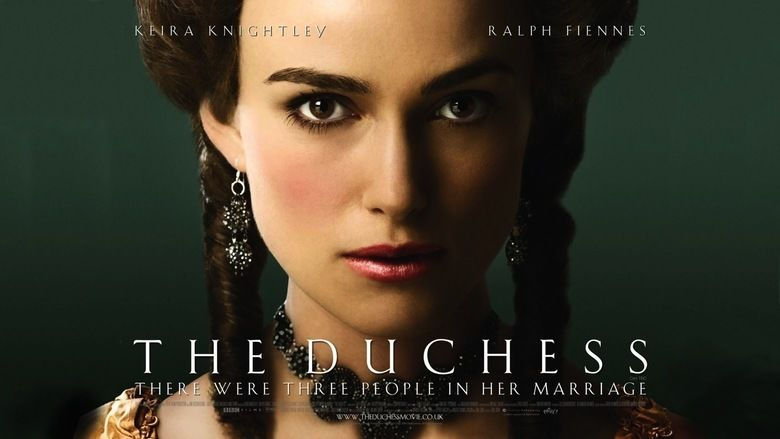 The Duchess (film) movie scenes