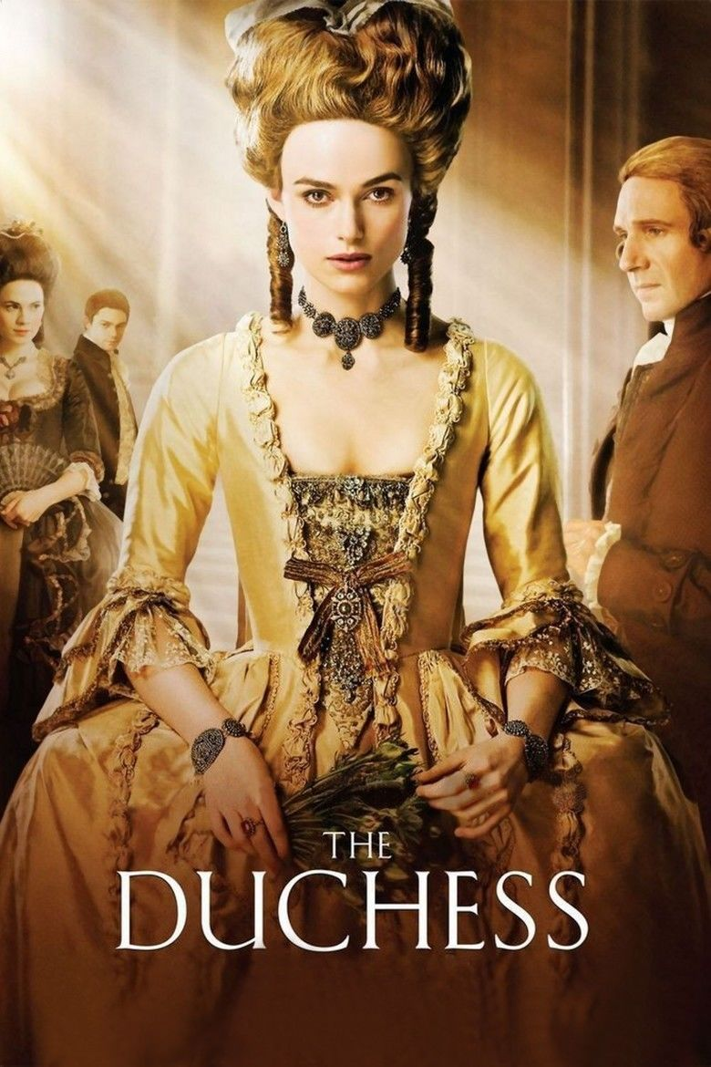 The Duchess (film) movie poster