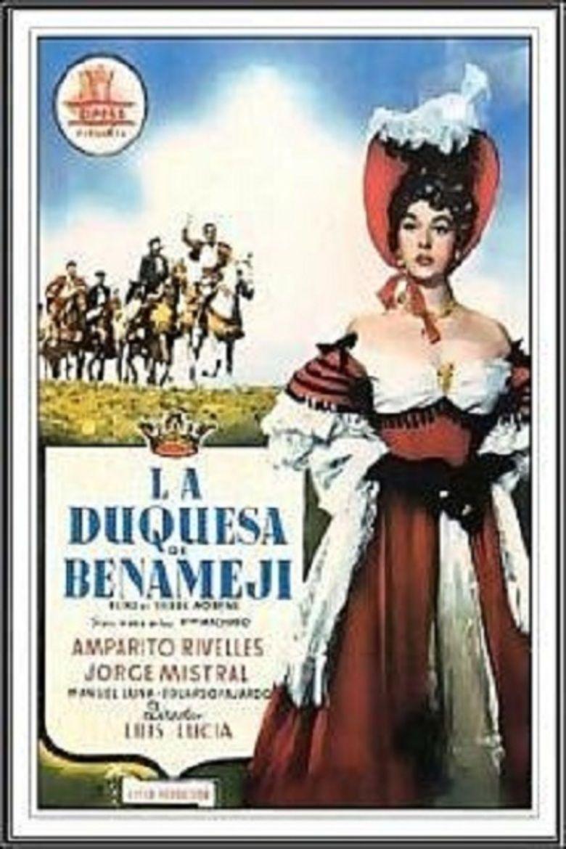The Duchess of Benameji (film) movie poster