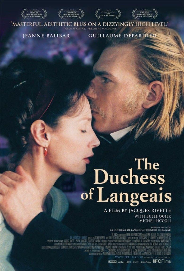 The Duchess of Langeais movie poster