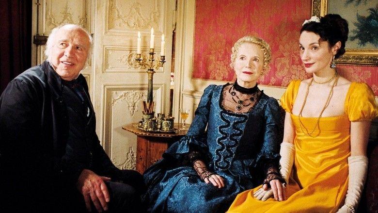 The Duchess of Langeais movie scenes