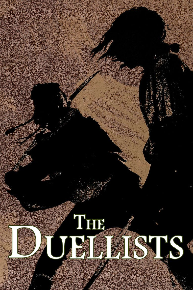 The Duellists movie poster