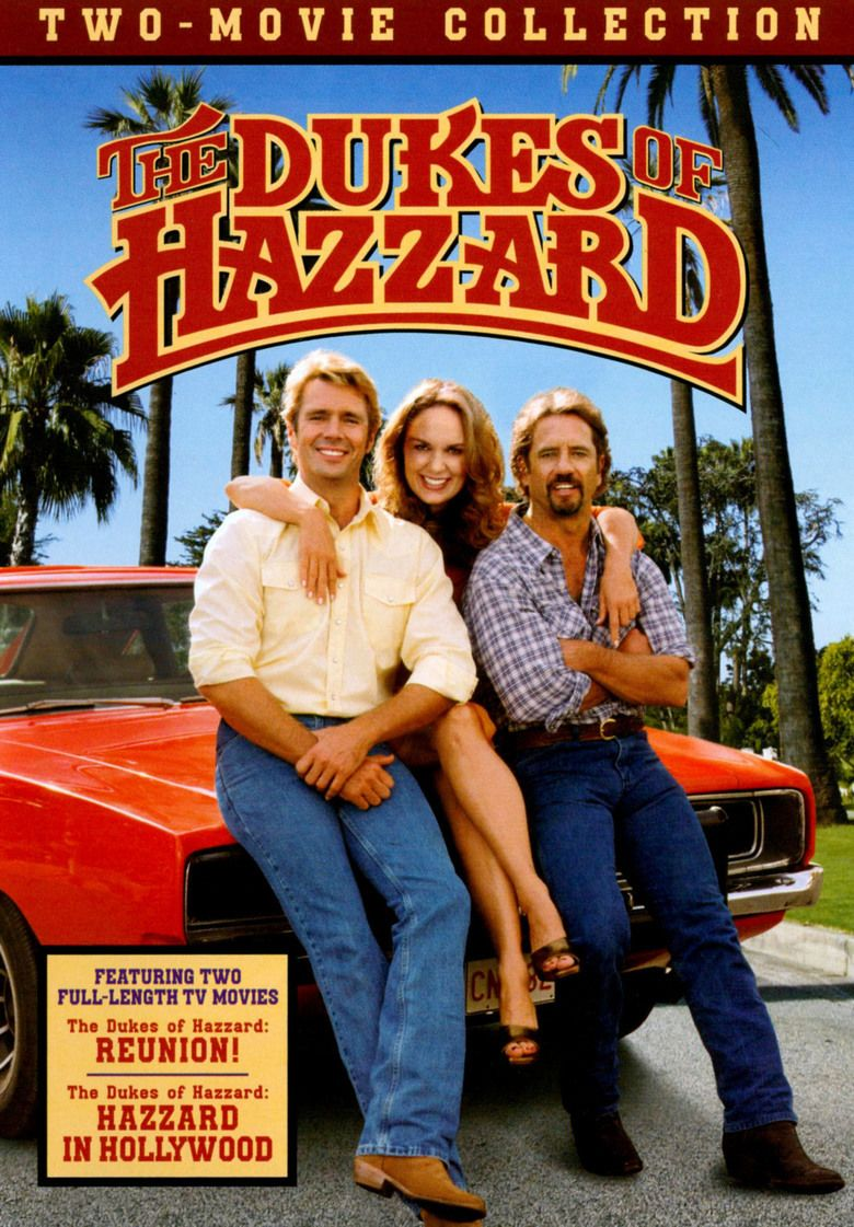 The Dukes of Hazzard: Hazzard in Hollywood! movie poster