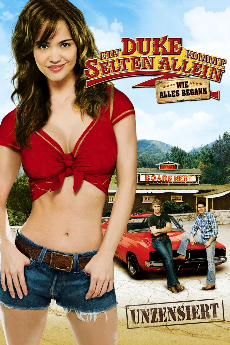 Hazzard dukes of Girl on