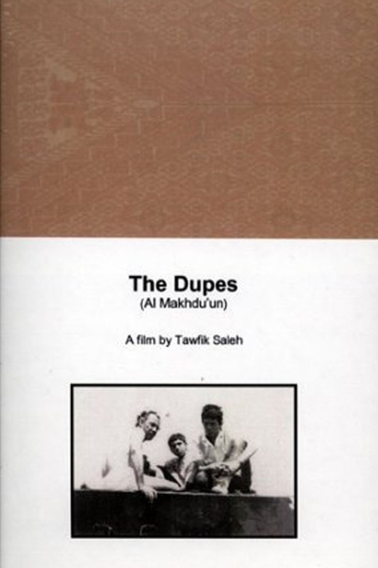 The Dupes movie poster