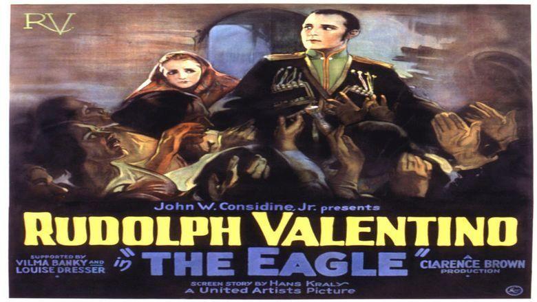 The Eagle (1925 film) movie scenes