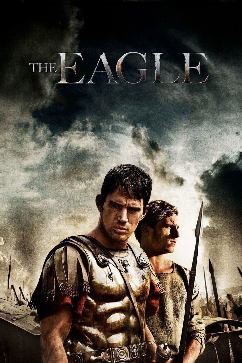 The Eagle (2011 film) movie poster