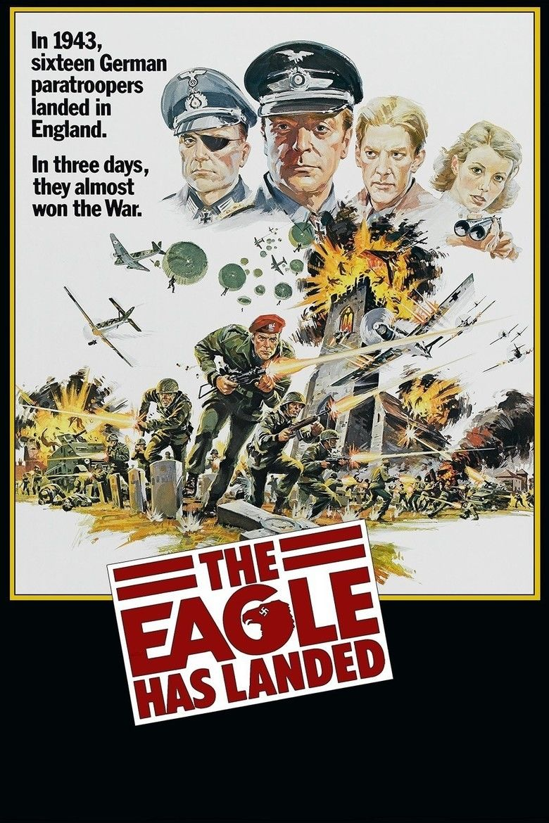 The Eagle Has Landed (film) movie poster