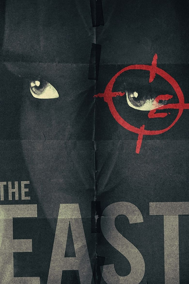 The East (film) movie poster