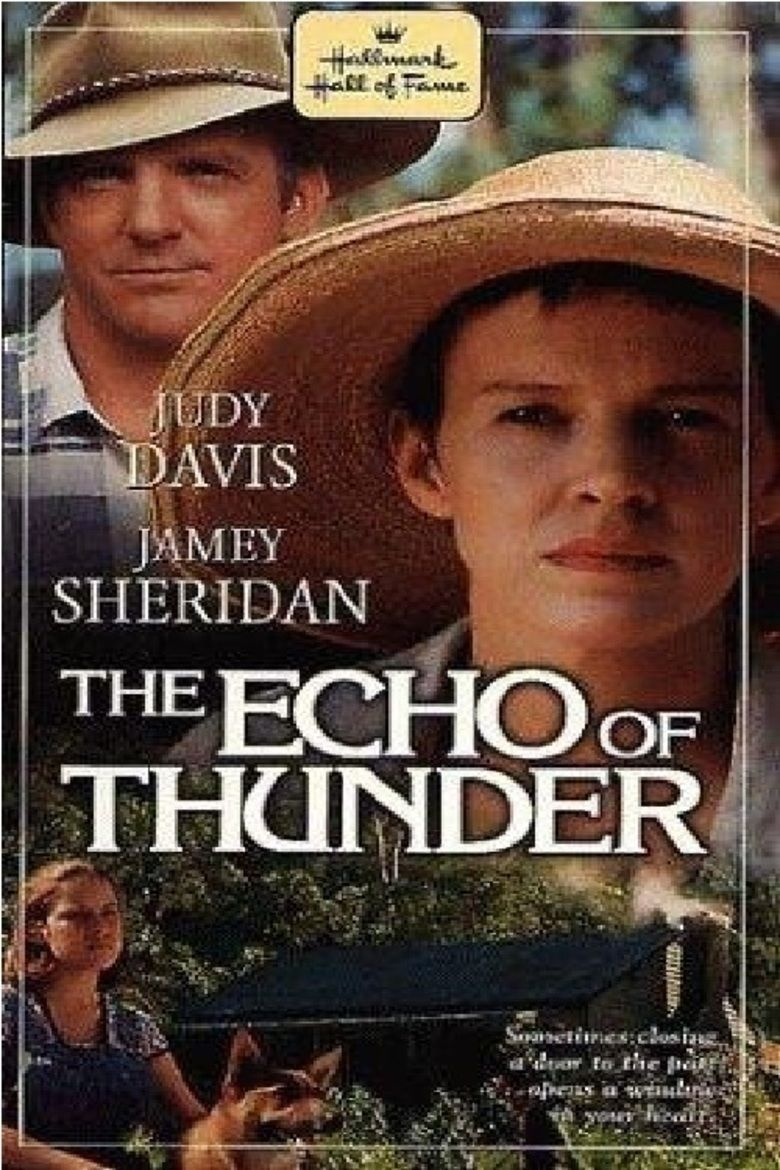 The Echo of Thunder movie poster