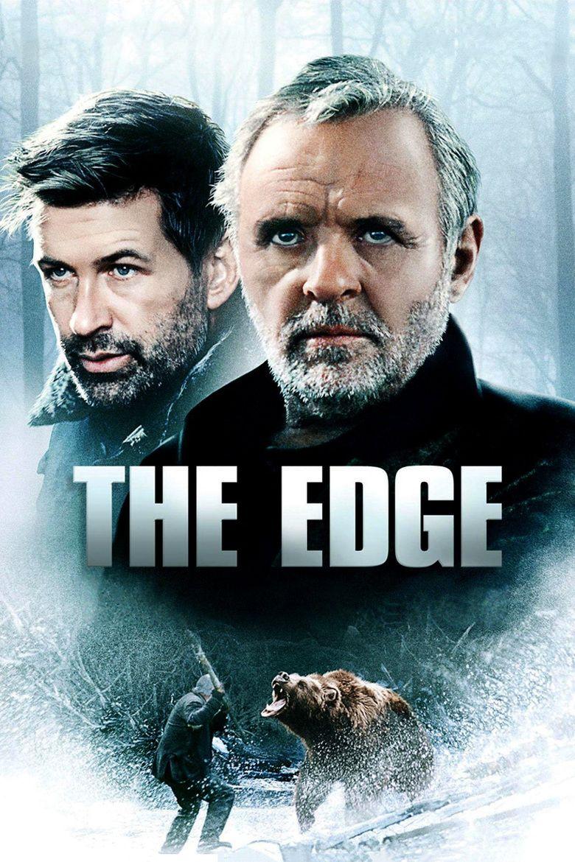 The Edge (1997 film) movie poster