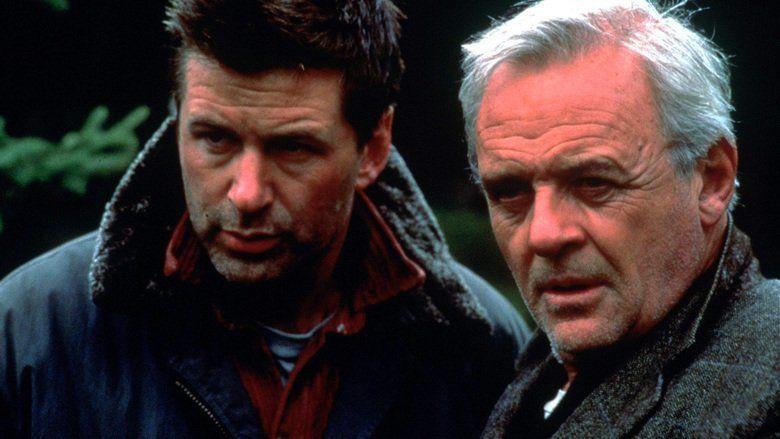 The Edge (1997 film) movie scenes