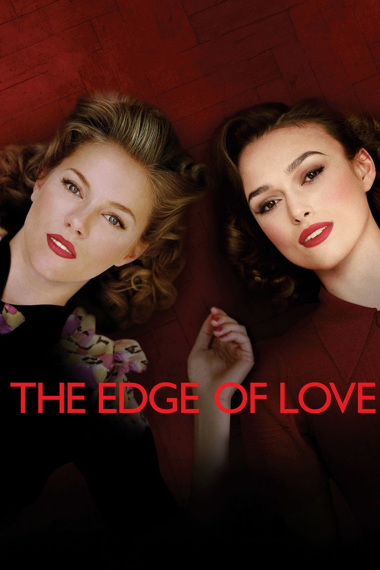 The Edge of Love movie poster