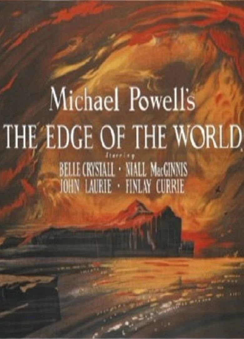 The Edge of the World movie poster