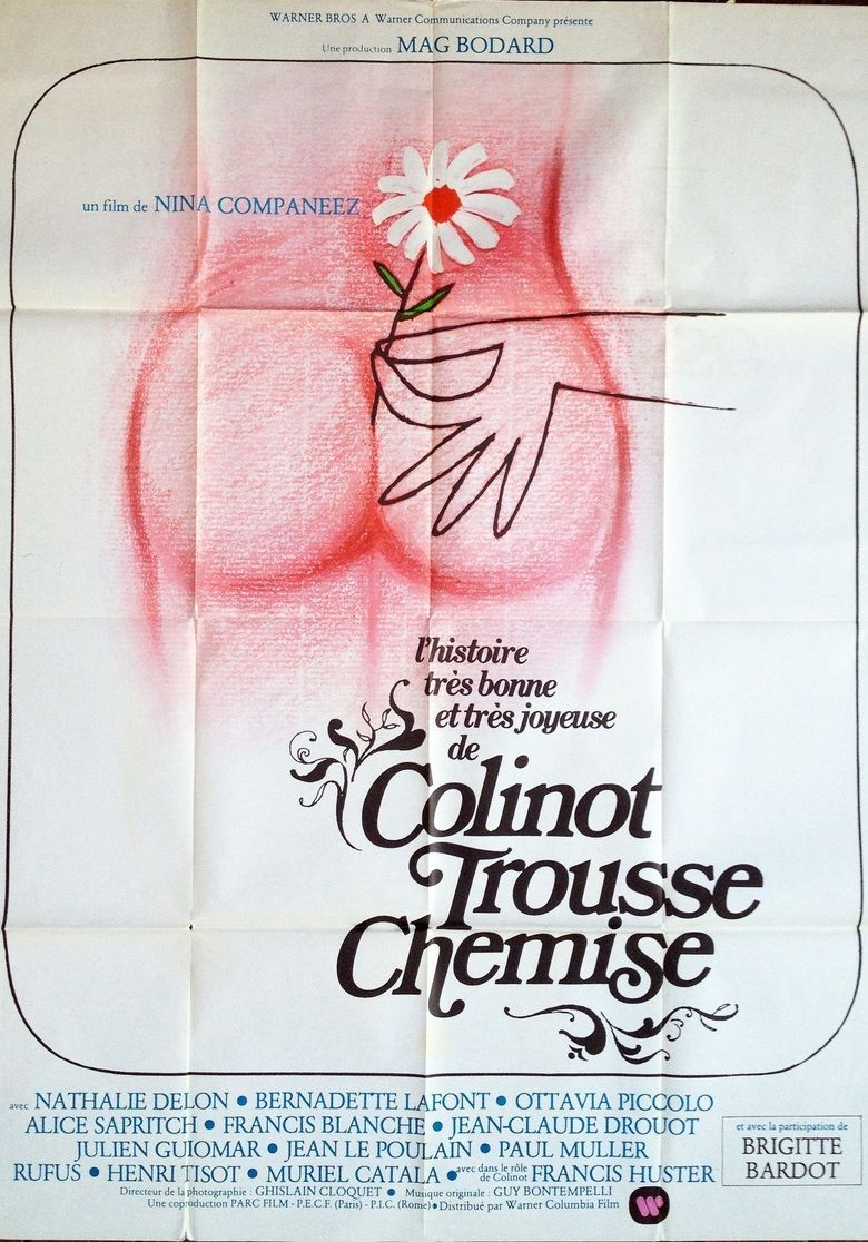 The Edifying and Joyous Story of Colinot movie poster
