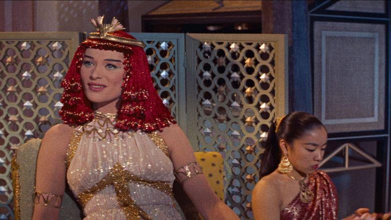 The Egyptian (film) movie scenes