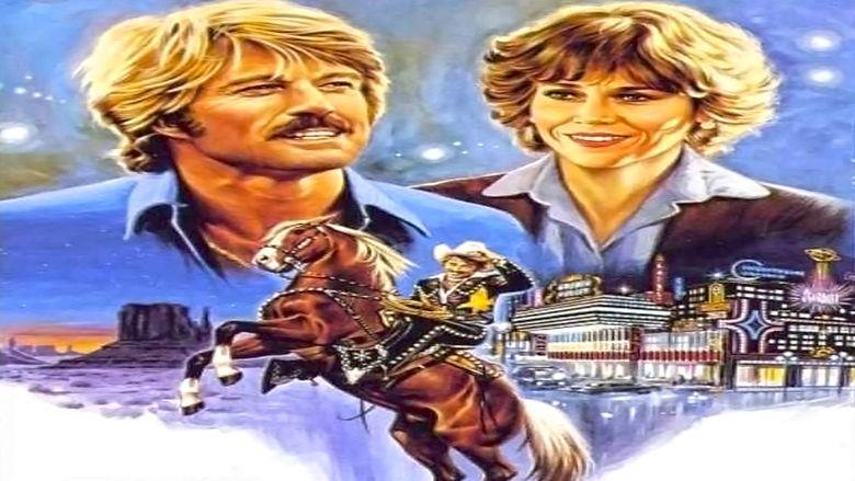 The Electric Horseman movie scenes