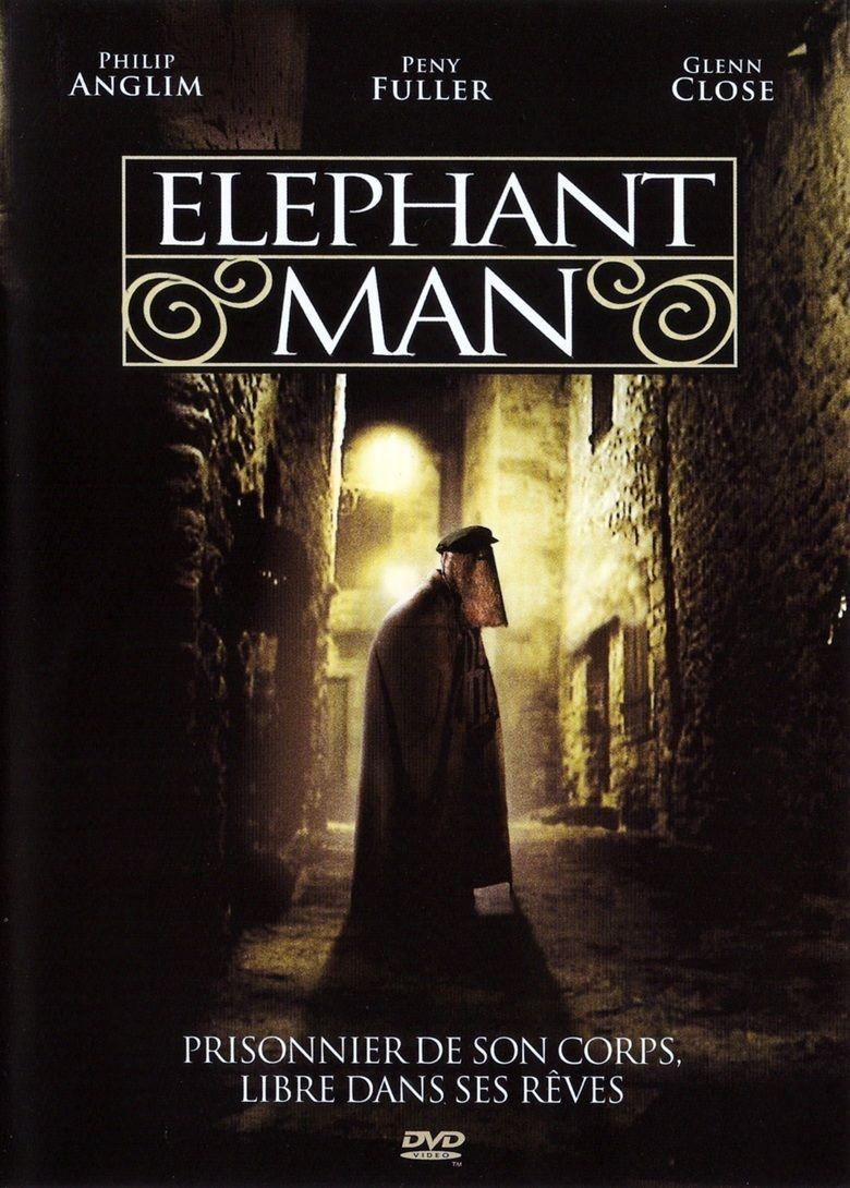 The Elephant Man (1982 film) movie poster