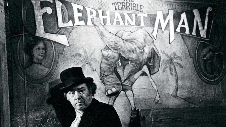 The Elephant Man (film) movie scenes