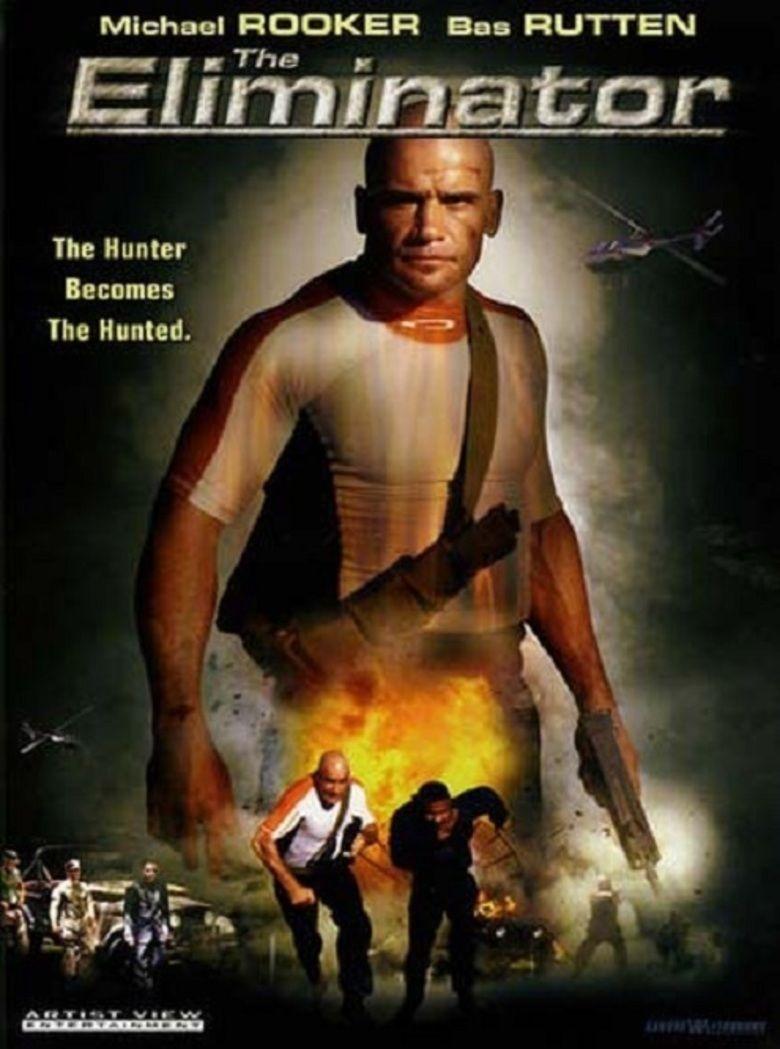 The Eliminator (film) movie poster
