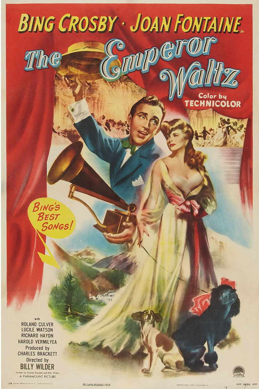 The Emperor Waltz movie poster