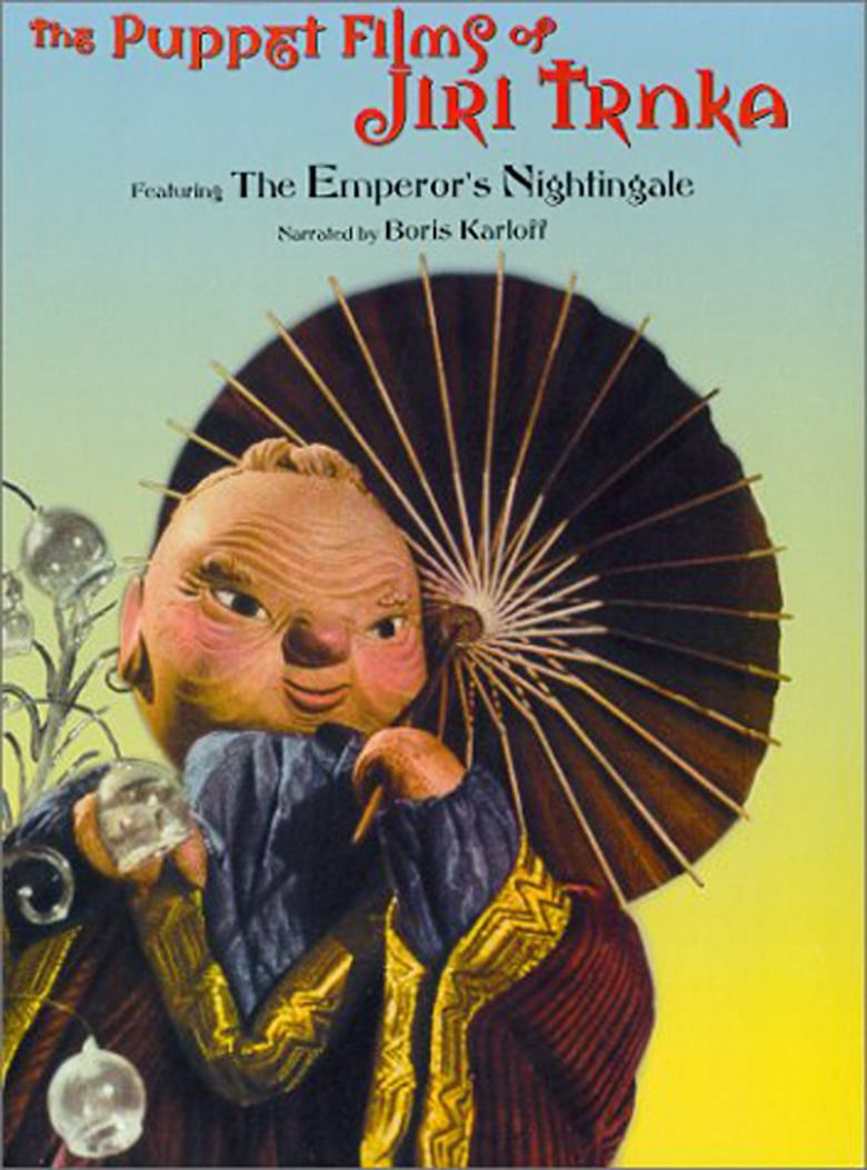 The Emperors Nightingale movie poster