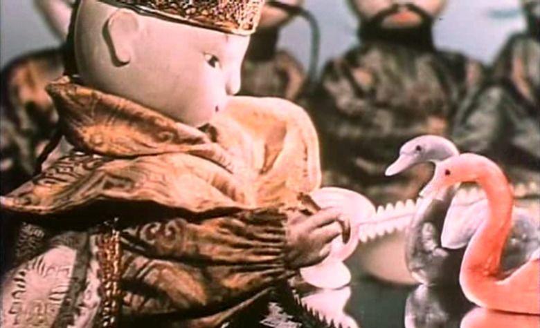 The Emperors Nightingale movie scenes