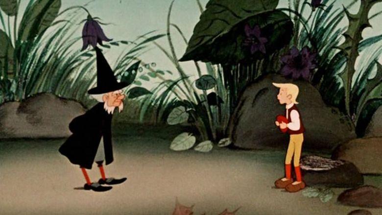 The Enchanted Boy movie scenes