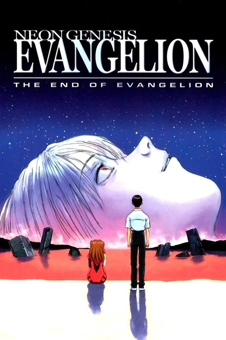 The End of Evangelion movie poster