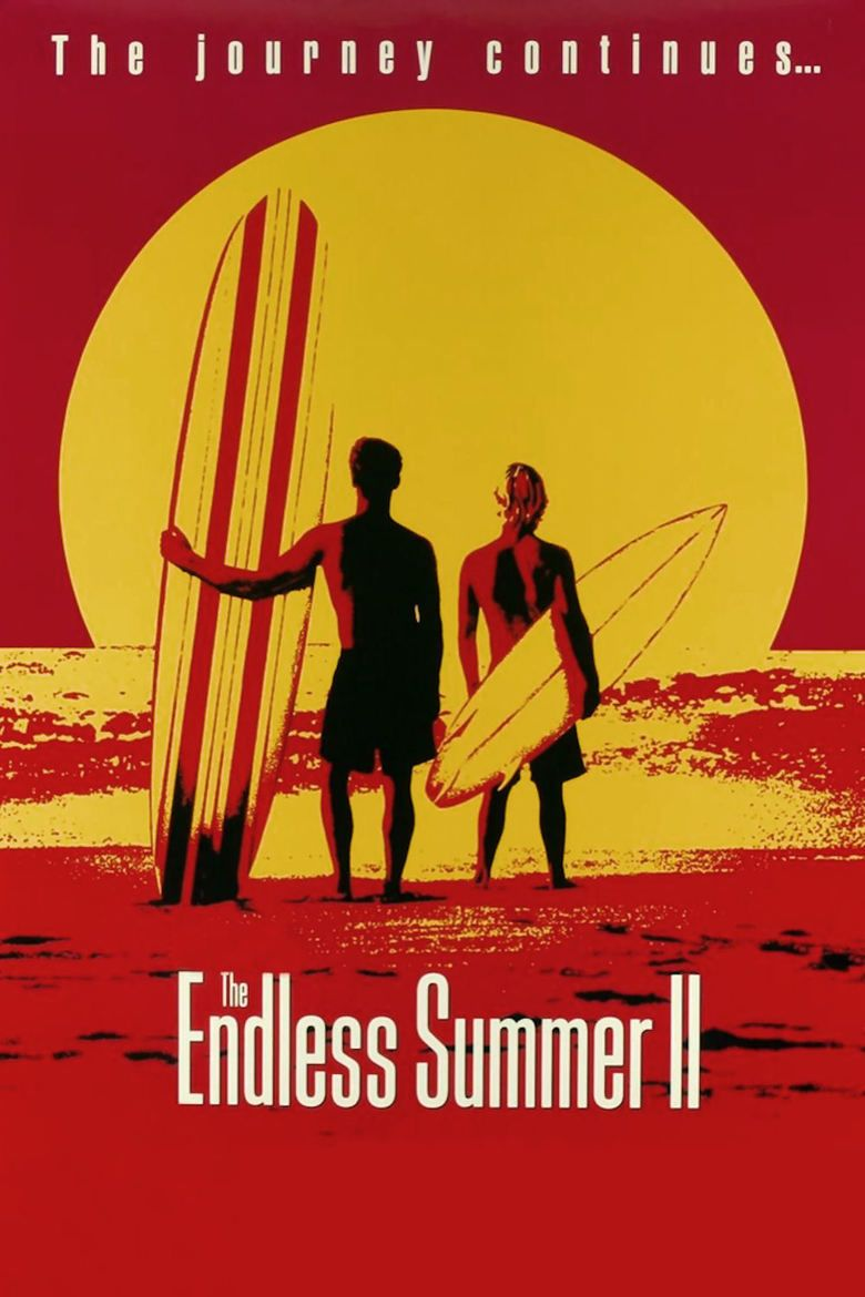 The Endless Summer II movie poster