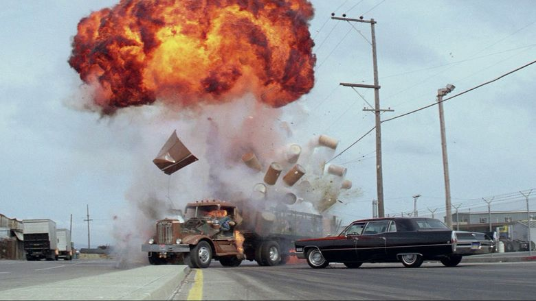 The Enforcer (1976 film) movie scenes