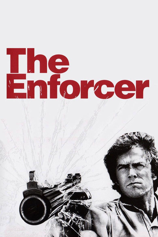 The Enforcer (1976 film) movie poster