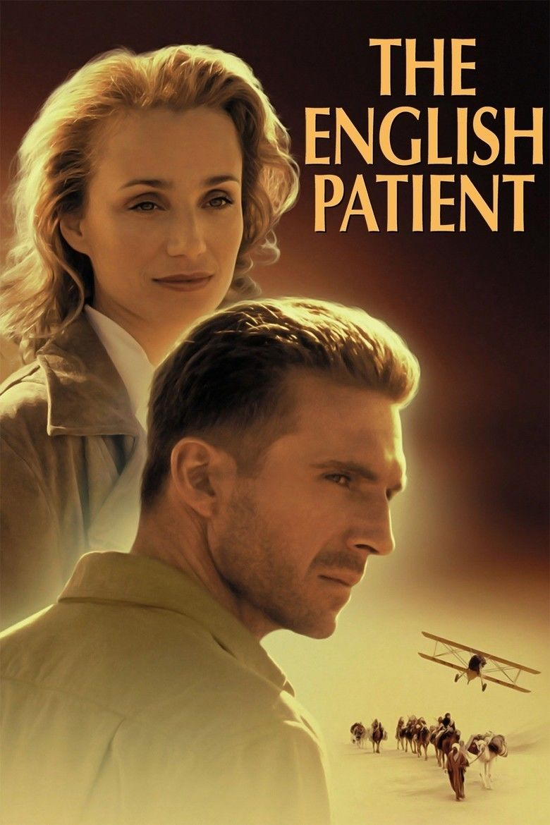 The English Patient (film) movie poster