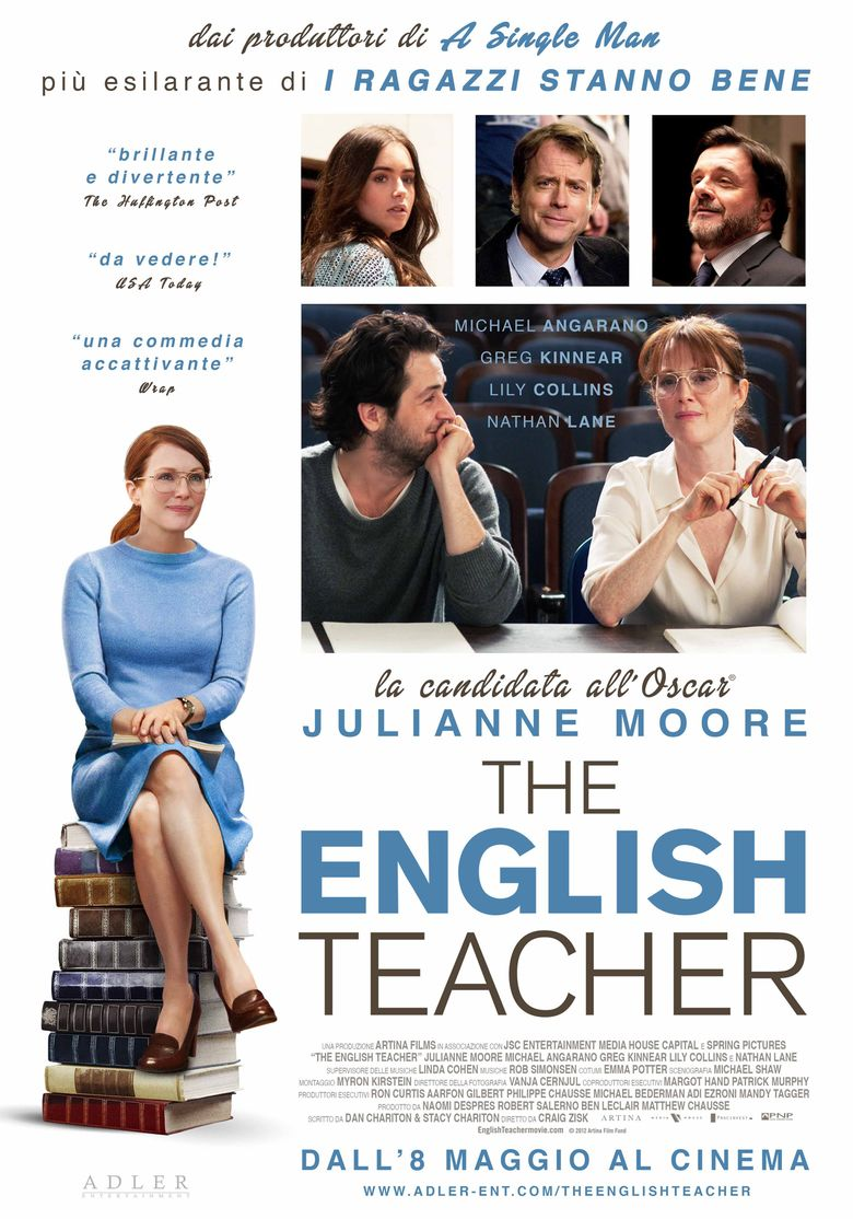 The English Teacher (film) movie poster